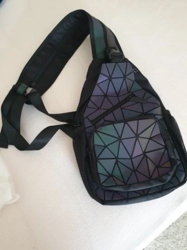 Star Pattern Mini Convertable Backpack photo review